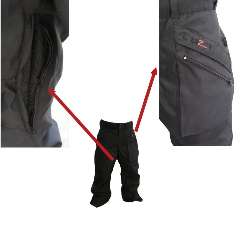 Pantaloni Tecnici Sci Snowboard Neve Tuta Uomo Donna